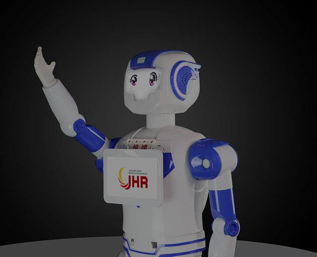 灵动送餐机器人