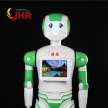 上海惊鸿机器人卡通迎宾机器人前台机器人智能机器人服务机器人KYY-2B