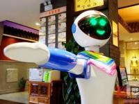 上海惊鸿机器人为湖南常德湘三和医院定制迎宾