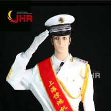 上海惊鸿机器人仿真迎宾机器人智能机器人前台机器人人型机器人服务机器人仪仗队海军FY
