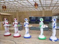 送餐机器人走进天桥集团,看人工智能如何让餐厅实现智慧升级