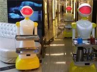 如何挑选适合自己的餐厅机器人