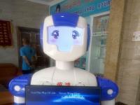 医疗机器人上岗 助力吕梁怡华妇产科医院