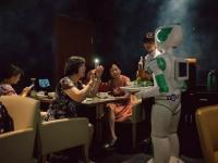 Made In China 惊鸿机器人再次被纽约时报关注