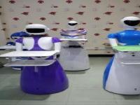 餐厅打饭机器人的作用及运用