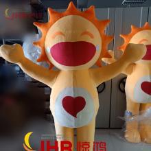上海惊鸿机器人拥抱机器人卡通迎宾机器人玩偶机器人智能机器人互动机器人