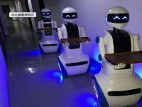 服务机器人行业将迎来快速发展期