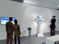 迎宾机器人的商业价值及应用范围