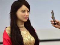 仿真美女机器人的操控方法和未来的发展趋势