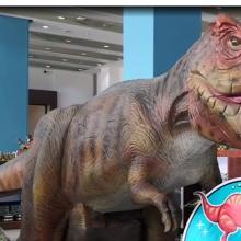 上海惊鸿机器人恐龙下蛋机器人智能机器人机器人恐龙机器人KLJBT