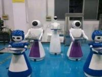餐厅机器人的基本信息以及性能优势