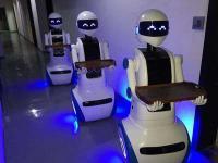 浅谈送餐机器人基本功能特点与使用优势
