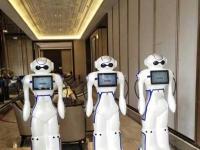 了解迎宾机器人的功能及控制单元