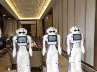 迎宾机器人的系统结构及如何做好迎宾