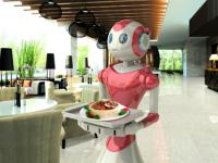 智能送餐机器人餐厅机器人的一些问题!