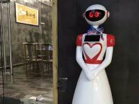 迎宾机器人会替换市场的迎宾行业人员吗?